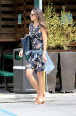 JORDANA BREWSTER Shopping at Whole Foods in Santa Monica 05/24/2017