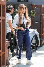 JORDYN WOODS Leaves Zinque Cafe in West Hollywood 05/30/2017