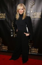 JUDITH LIGHT at 32nd Annual Lucille Lortel Awards in New York 05/07/2017