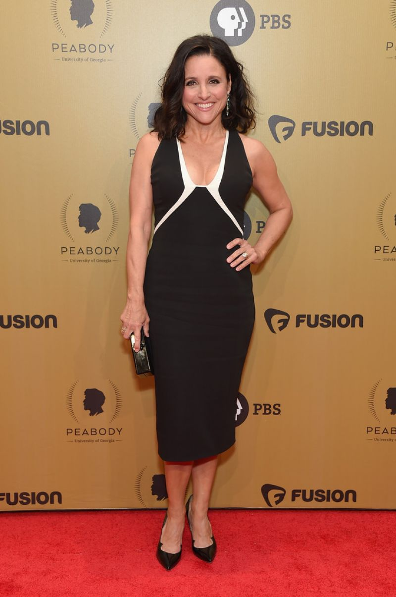 JULIA LOUIS-DREYFUS at 76th Annual Peabody Awards in New York 05/20/2017