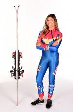 JULIA MANCUSO Team USA PyeongChang 2018 Winter Olympics Portraits
