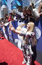 JULIA MICHAELS at 2017 Radio Disney Music Awards in Los Angeles 04/29/2017