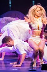 JULIANNE HOUGH Performs at Move Beyond Live on Tour in Orlando 05/17/2017