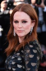 JULIANNE MOORE at Okja Premiere at 70th Annual Cannes Film Festival 05/19/2017