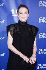 JULIANNE MOORE at Planned Parenthood 100th Anniversary Gala 05/02/2017