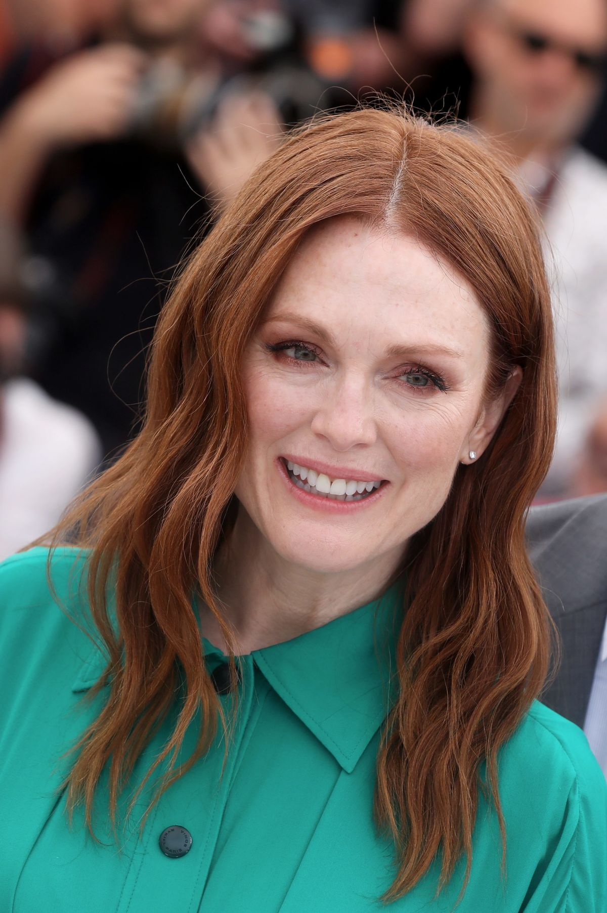 JULIANNE MOORE at Wonderstruck Photocall at 70th Annual ...