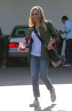 JULIE BENZ Out Shopping at Bristol Farms in Beverly Hills 05/12/2017