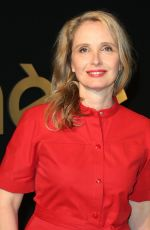 JULIE DELPY at Panthere De Cartier Watch Launch in Los Angeles 05/05/2017