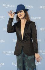 JULIETTE LEWIS at Belvedere Vodka Party at Kamikaze Theatre in Madrid 05/25/2017