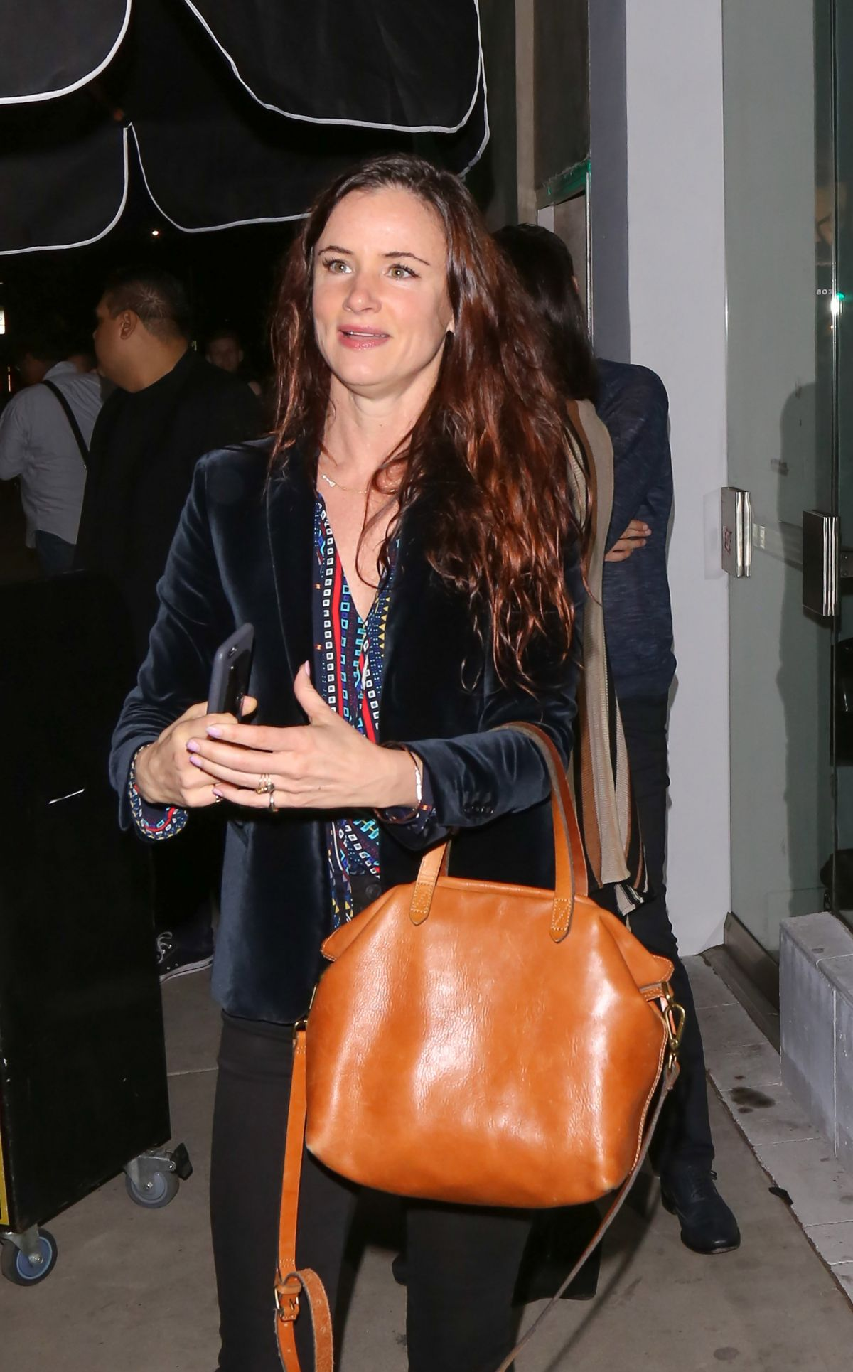 JULIETTE LEWIS at De Re Gallery in Los Angeles 05/05/2017