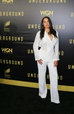 JURNEE SMOLETT at For Your Consideration Event for Underground in Los Angeles 05/02/2017