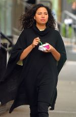 JURNEE SMOLLETT-BELL Out and About in New York 05/23/2017