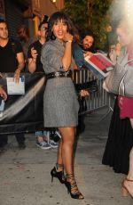 KAERRY WASHINGTON Leaves Trevor Noah Show in New York 05/18/2017