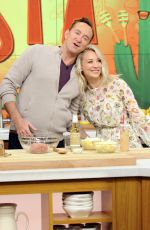 KALEY CUOCO at The Chew 05/05/2017
