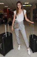 KAMILA HANSEN at Airport in Nice 05/29/2017