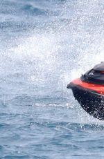 KANDALL JENNER at Jet Ski Having Fun in Antibes 05/22/2017