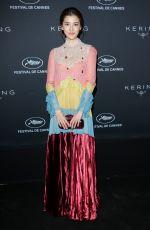 KARENA NG at Women in Motion Awards Dinner at 2017 Cannes Film Festival 05/21/2017
