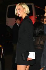 KARLIE KLOSS at MET Gala After Party in New York 05/01/2017