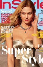 KARLIE KLOSS in Instyle Magazine, June 2017