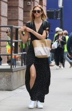 KARLIE KLOSS Out in New York 05/24/2017