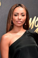 KAT GRAHAM at 2017 MTV Movie & TV Awards in Los Angeles 05/07/2017