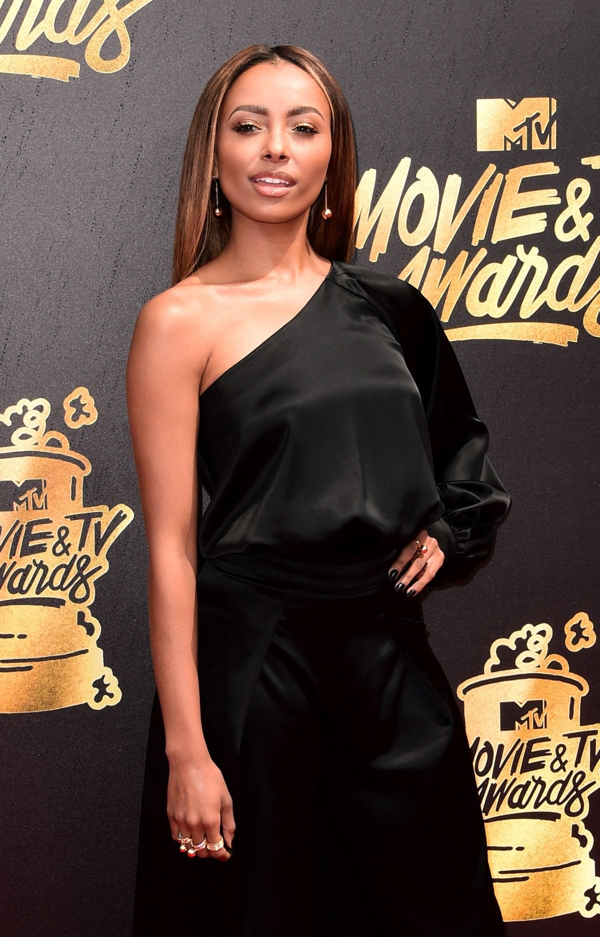 KAT GRAHAM at 2017 MTV Movie & TV Awards in Los Angeles 05 ...