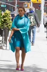 KAT GRAHAM Out in New York 05/14/2017