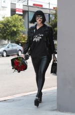 KAT VON D Out and About in Los Angeles 05/15/2017
