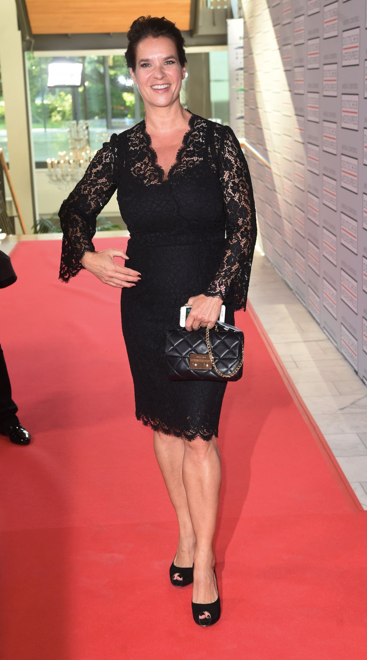 KATARINA WITT at German Media Awards in Baden-baden 05/25/2017