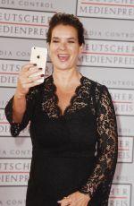 KATARINA WITT at German Media Awards in Baden-baden 05/25/2017