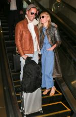 KATE BOSWORTH at LAX Airport in Los Angeles 05/03/2017