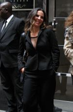 KATE DEL CASTILLO Out and About in New York 05/15/2017