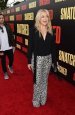 KATE HUDSON at Snatched Premiere in Westwood 05/10/2017