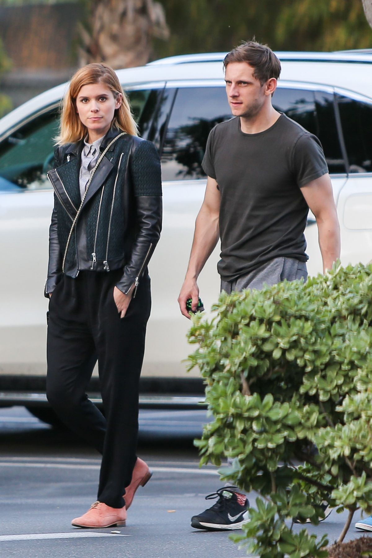 KATE MARA and Jamie Bell Bowling in Los Angeles 05/08/2017 ...