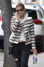 KATE MARA Leaves Ballet Bodies Class in West Hollywood 05/30/2017