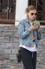 KATE MARA Out and About in Los Angeles 05/25/2017