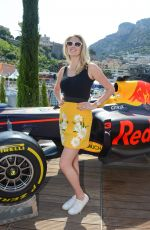 KATE UPTON at Monaco Formula One Grand Prix 05/27/2017