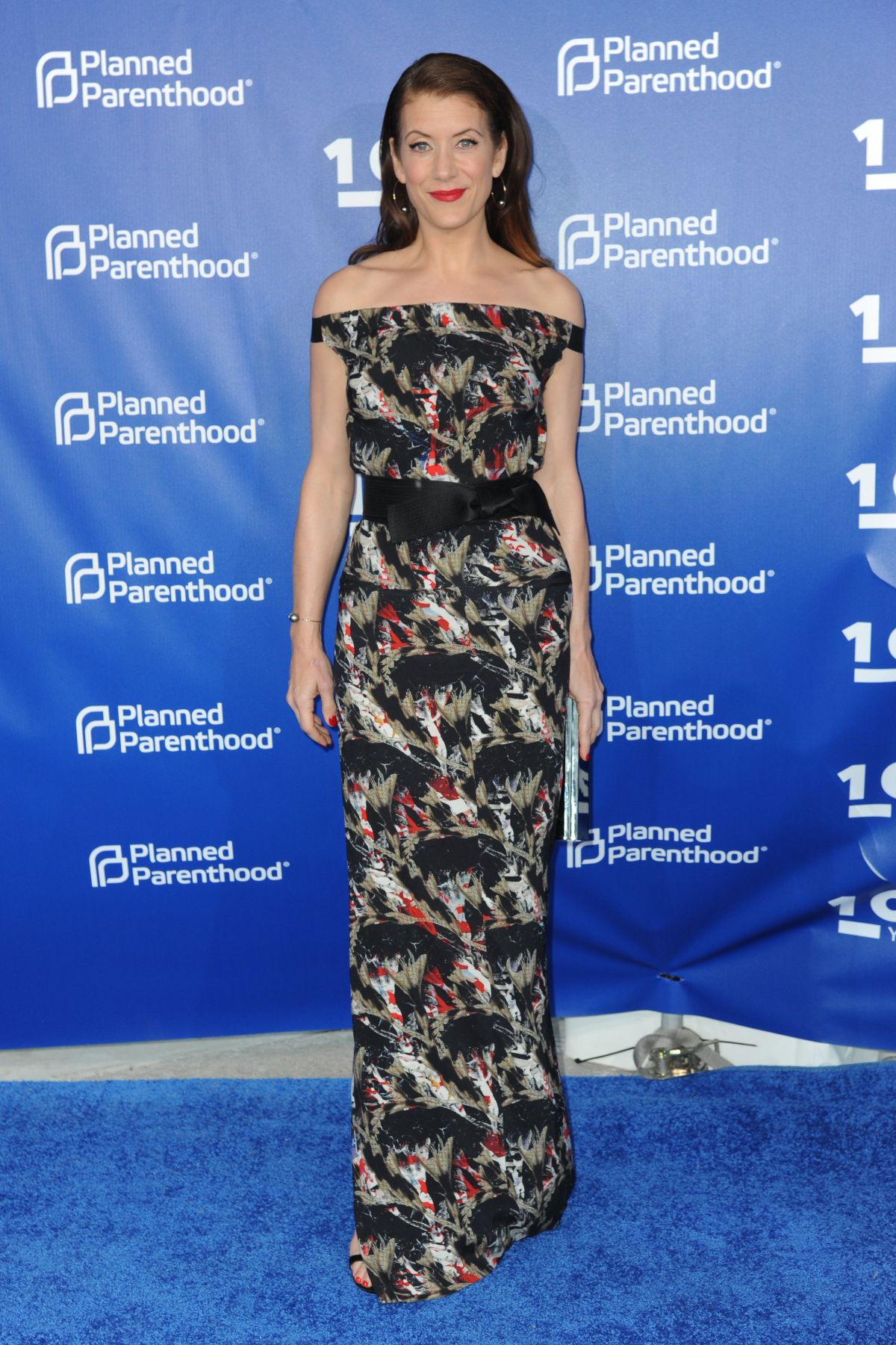 KATE WALSH at Planned Parenthood 100th Anniversary Gala 05/02/2017