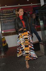 KATHERINE JENKINS Leaving Her Play Carousel in London 05/03/2017