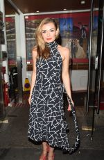 KATHERINE JENKINS Night Out in London 05/13/2017