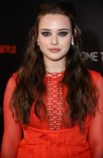 KATHERINE LANGFORD at Netflix Fysee Event in Los Angeles 05/07/2017