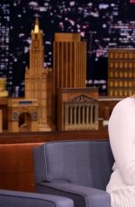 KATHERINE LANGFORD at Tonight Show Starring Jimmy Fallon in New York 05/12/2017