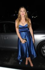KATHERINE RYAN at Bafta Afterparty in London 05/14/2017