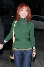 KATHY GRIFFIN at Craig