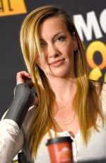 KATIE CASSIDY at MCM Comic-con in Germany, May 201.