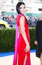 KATIE LEE at 2017 MET Gala in New York 05/01/2017