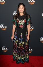 KATIE LOWES at 2017 ABC Upfronts Presentation in New York 05/16/2017