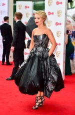KATIE PIPER at 2017 British Academy Television Awards in London 05/14/2017