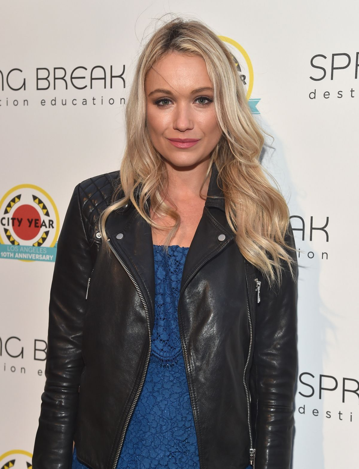 KATRINA BOWDEN at City Year Los Angeles Spring Break in Los Angeles 05/06/2017