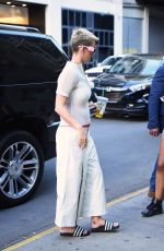 KATY PERRY Arrives at SNL Studio in New York 05/20/2017